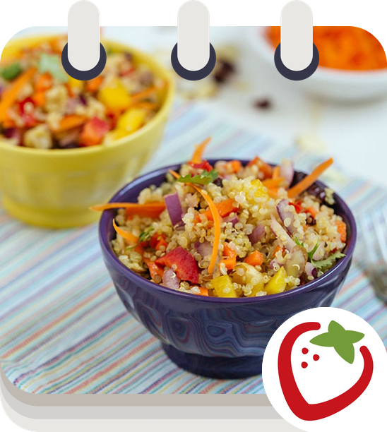 Summer Family Fresh Meal Plan
